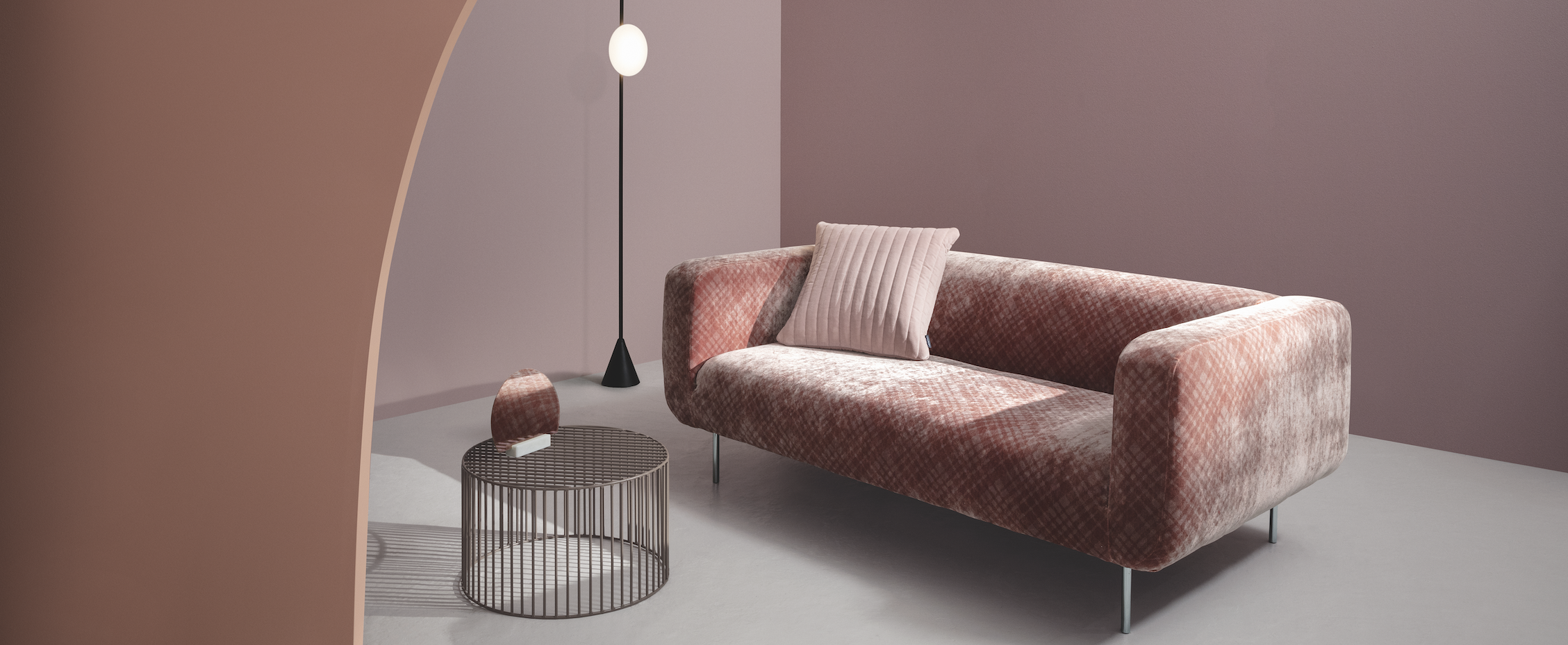 MASTERS EXPO exhibitor Co van der Horst's online home couture event
